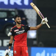 IPL 2021, RR v RCB: Padikkal, bowlers make it four wins on the trot for Kohli's team