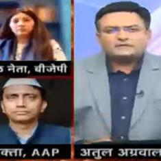 Covid-19: Atul Agarwal of Hindi Khabar channel says citizens to blame for electing 'useless' leaders