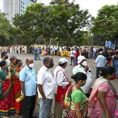 Covid-19: Mumbai records 37 deaths, lowest since April 9, Maharashtra registers 24,136 new cases