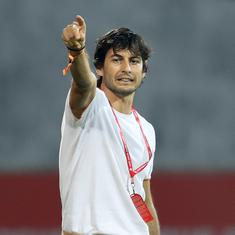 FC Goa wanted to win for Indian people, disappointed we only managed a draw: Coach Ferrando