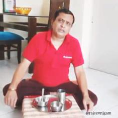 'Is this my house or Uttar Pradesh': Comic Rajeev Nigam's act on property confiscation order