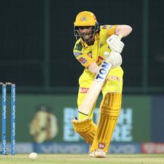 IPL 2021: Ruturaj Gaikwad stars as Chennai Super Kings beat Sunrisers Hyderabad to go top