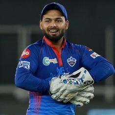 IPL 2021, DC vs KKR live: Prithvi Shaw's blazing 82 powers Delhi Capitals to 7-wicket win
