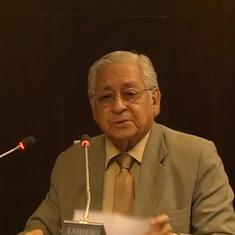 Coronavirus: Soli Sorabjee, former attorney general, dies at 91