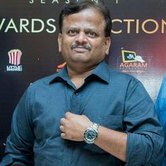 KV Anand, cinematographer and 'Ayan' and 'Ko' director, dies after a heart attack