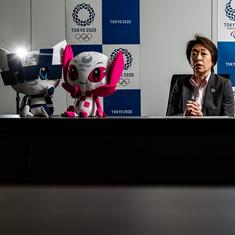 There might be a situation where we can't allow any spectators to attend: Tokyo 2020 president