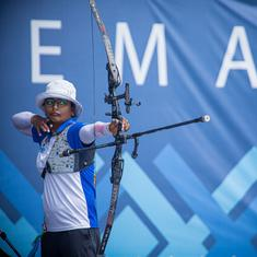 Interview: Deepika Kumari on Archery World Cup gold medals, handling emotions and hopes for Tokyo