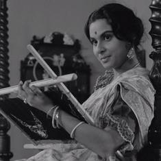 Madhabi Mukherjee on 'Charulata', its enigmatic last scene, and the sea that returned an offering
