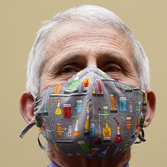 'Literally lock down for a few weeks,' US health expert Anthony Fauci tells India on Covid crisis