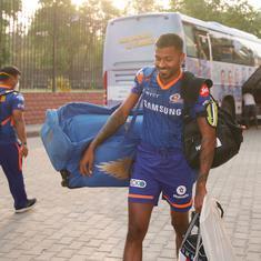 IPL 2021: Cricketers Hardik Pandya, Krunal Pandya donate for Covid-19 relief