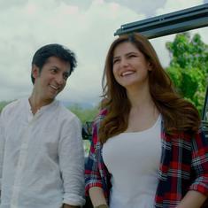 'Hum Bhi Akele, Tum Bhi Akele' trailer: Road movie stars Anshuman Jha, Zareen Khan