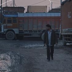 'Milestone' review: A sombre study of a lonely truck driver