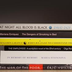 Opening lines: How the six books shortlisted for the International Booker Prize begin