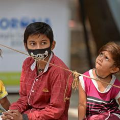 More Indian children are getting infected with coronavirus in the second wave