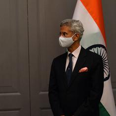 Covid-19: India's foreign minister to join G7 meeting virtually after possible exposure to virus