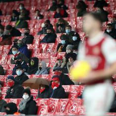 Premier League: Spectators set to return at stadiums for final two rounds of fixtures, no away fans