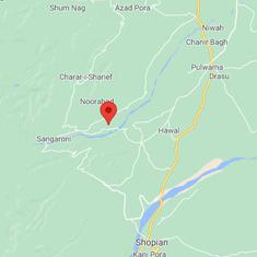 J&K: Three suspected militants killed in gunfight in Shopian