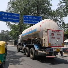 Coronavirus: NHAI exempts tankers carrying oxygen from toll fee on highways