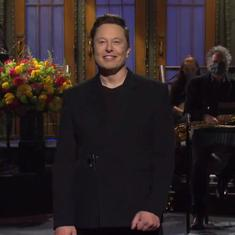 'My son's name is pronounced cat running across the keyboard': Elon Musk hosts Saturday Night Live