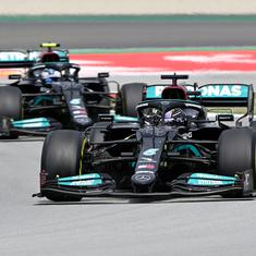 British Grand Prix: Formula One shakes up format to add 'the sprint' as fans return