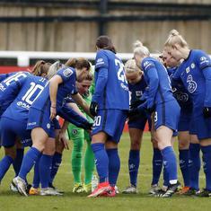 Football: Chelsea retain Women's Super League title ahead of Champions League final