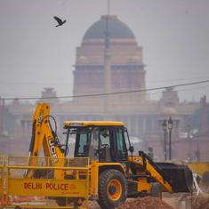 Central Vista project: SC refuses to stay Delhi HC order allowing construction work to continue