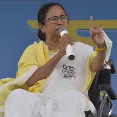 How Mamata Banerjee painted the BJP as an 'alien outsider' to beat it in its own game
