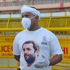 Covid: Delhi Police question Youth Congress chief on distribution of relief material