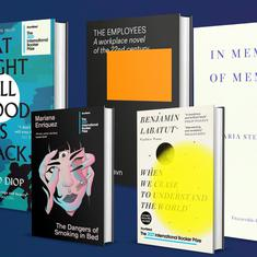 A reader's guide to the six books shortlisted for the Man Booker International Prize 2021