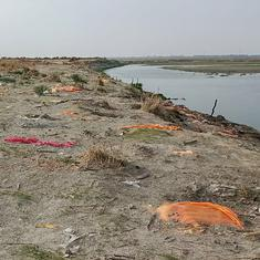 Covid: NHRC calls for special law to uphold dignity of dead as bodies found along Ganga river