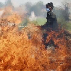 Devdutt Pattanaik: Bhairava's truth in the light of the funeral pyre