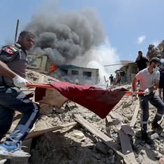 Why it's hard to fix accountability for the war crimes in the Israel-Palestine conflict
