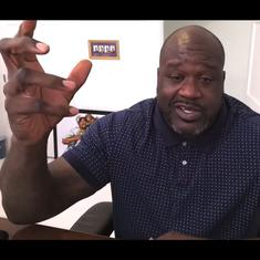'I totally believe in UFOs': Shaquille O'Neal on seeing a 'spinning' saucer while on a double date