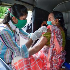 What has been done to inform citizens that IDs are not needed for vaccination, asks HC