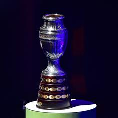 Football: Brazil announced as new hosts of upcoming Copa America after Covid-19 surge in Argentina