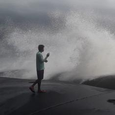 Cyclone Tauktae's impact on Kerala was worsened by the infrastructure projects along its coast