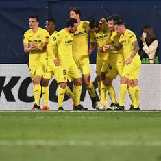 Watch: Ahead of Europa League final, every goal scored by Villarreal in the tournament so far
