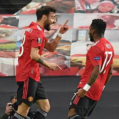 Watch: Ahead of Europa League final, every goal scored by Manchester United in the tournament so far
