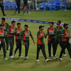 Mushfiqur Rahim hits ton as Bangladesh register first ever bilateral series win against Sri Lanka