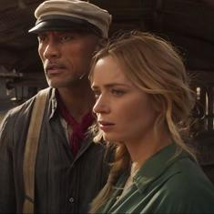 Watch: Dwayne Johnson and Emily Blunt in Disney theme park attraction-inspired 'Jungle Cruise'