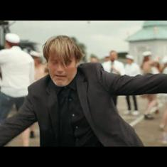Watch: Actor Mads Mikkelsen 'dances' to Kishore Kumar's 'Pag Ghunghroo' in this mash-up