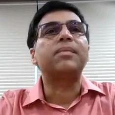 Watch: Chess legend Viswanathan Anand speaks to R Ashwin about his early days, Bobby Fischer & more
