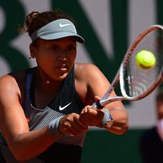 Really appreciate it: Naomi Osaka thanks fans for support after French Open departure