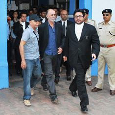 Tarun Tejpal seeks 'in-camera' hearing of Goa government's plea against his acquittal in rape case