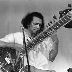 While touring the US, Ravi Shankar left a gentle footprint on jazz