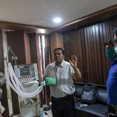 'Won't allow experiment on Covid patients': Bombay HC tells Centre to replace faulty ventilators