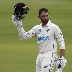 Data check: With century on Test debut at Lord's, Devon Conway emulates Sourav Ganguly