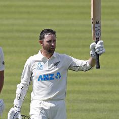 A fairytale knock: Reactions to New Zealand opener Devon Conway's double-century on Test debut