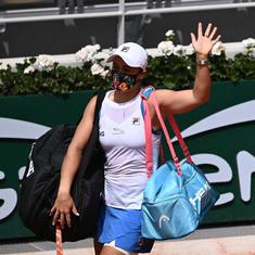 Watch: 'I've had my fair share of tears this week' – Barty after exiting French Open due to injury