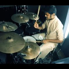 Watch: Drummer Sambit Chatterjee's percussion tribute to Ismail Darbar and Birju Maharaj